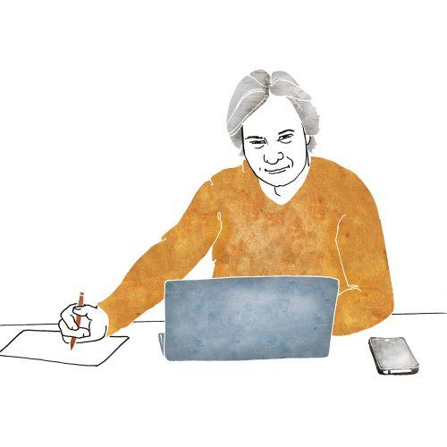 NCK - Nationellt centrum för kvinnofrid, utbildning på web
